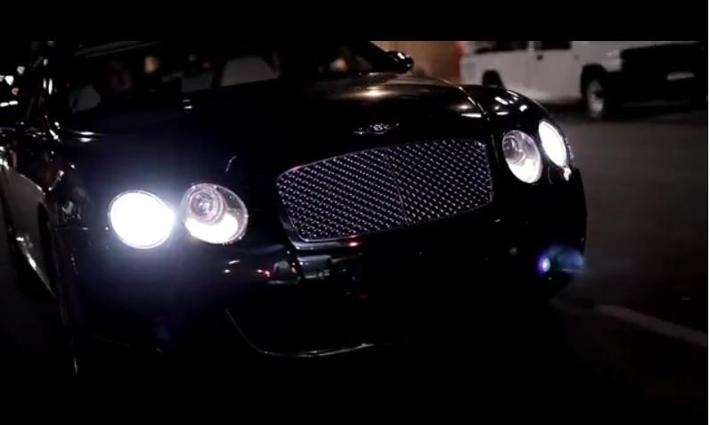 Bentley Advert