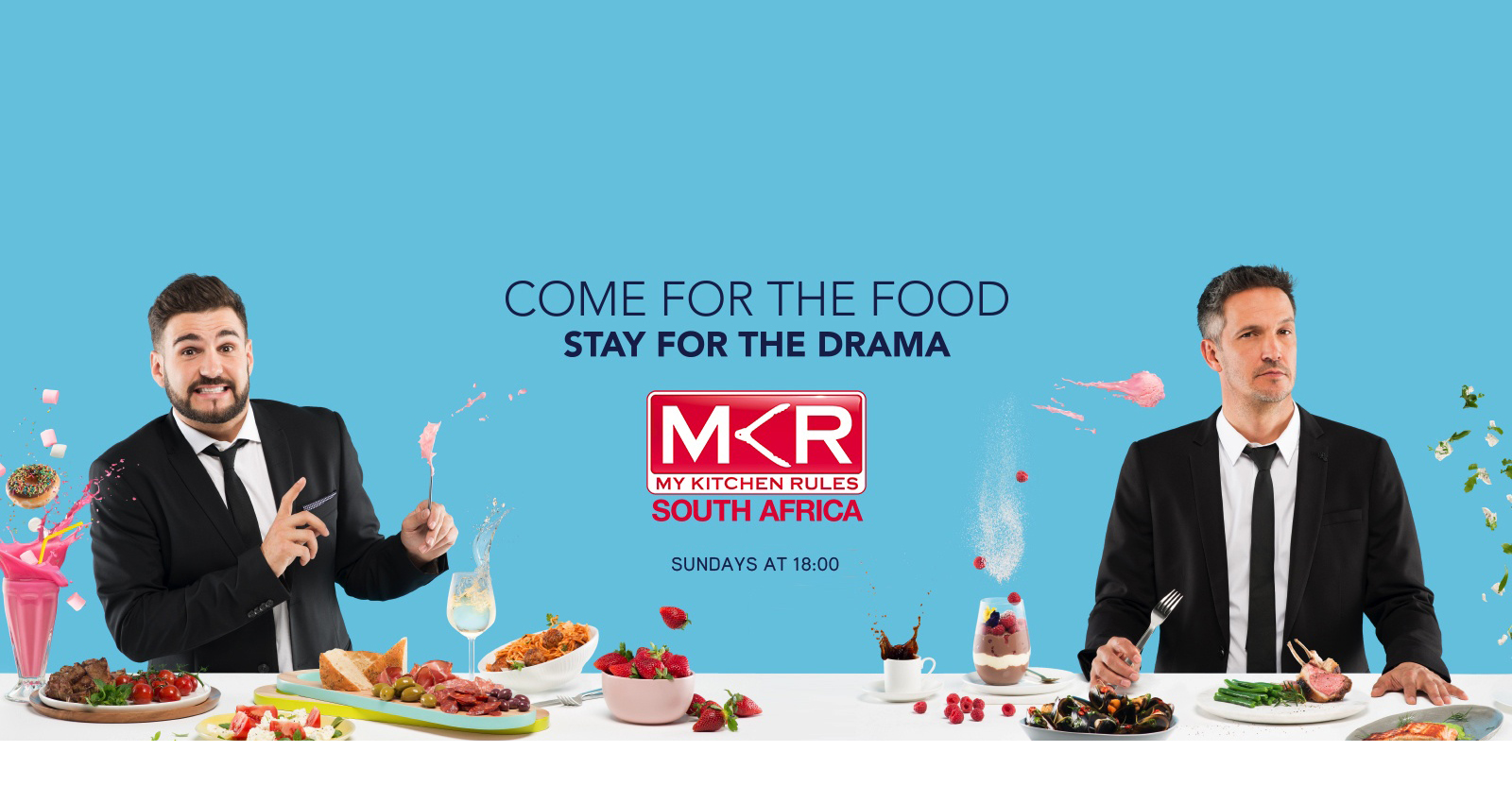 My Kitchen Rules SA – MKRSA S1&2